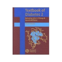 Textbook Of Diabetes 1/2 di J. C. Pickup , G.  Williams