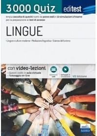 Editest Lingue 3000 Quiz e Verifiche Q10