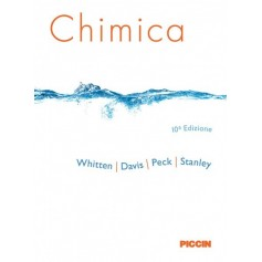 Chimica di Whitten, Davis, Peck, Stanley