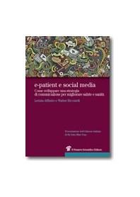 E-Patient e Social Media di Affinito, Ricciardi