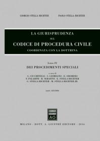 La Giurisprudenza sul Codice di Procedura Civile di Stella Richter