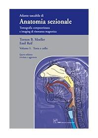 Atlante Tascabile Di Anatomia Sezionale Testa E Collo Vol.1 di Moeller, Reif
