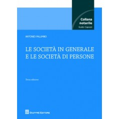 Le Società in Generale e le Società di Persone di Palumbo