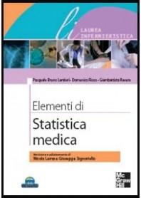 Elementi Di Statistica Medica di Lantieri, Risso, Ravera