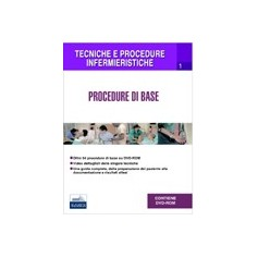 Procedure Di Base 1 Dvd Collana Tecniche E Procedure Infermieristiche di AA.VV.