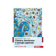 Chimica, Biochimica E Biologia Applicata di Stefani, Taddei