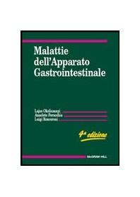 Malattie Dell'Apparato Gastrointestinale di Okolicsanyi, Peracchia, Roncoroni