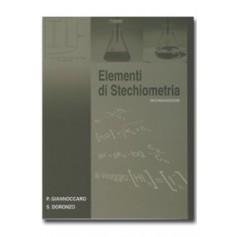 Elementi Di Stechiometria di Giannoccaro, Doronzo