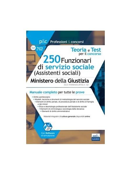 Concorso 250 Funzionari di Servizio Sociale -  Assistenti Sociali