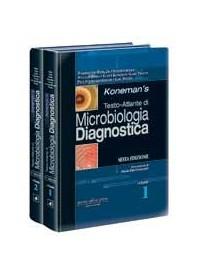 Koneman's Testo Atlante Di Microbiologia Diagnostica 1 e 2 di E. W. Koneman