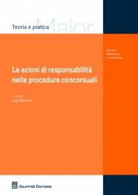 Azioni di Responsabilità nelle Procedure Concorsuali di Balestra