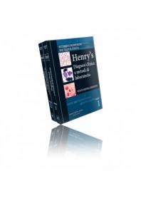Henry's Diagnosi Clinica E Metodi Di Laboratorio 1/2 di J. B. Henry - R. A. McPherson, M. Pincus