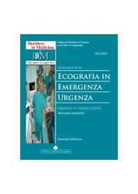 Handbook Di Ecografia In Emergenza Urgenza Manuale Operativo di Cianci