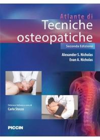 Atlante di Tecniche Osteopatiche di Nicholas