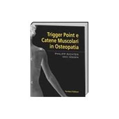Trigger Point e Catene Muscolari in Osteopatia di Richter, Hebgen