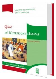 Quiz di Nutrizione Umana di Miggiano, Vincenzo