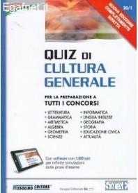 Quiz Di Cultura Generale di AA.VV.