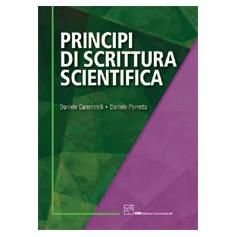 Principi Di Scrittura Scientifica di D. Canestrelli,  D. Porretta
