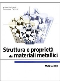 Struttura E Proprietà Dei Materiali Metallici di Cigada, Pastore