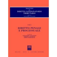 Trattato di Diritto Sanzionatorio Tributario di Giovannini, Di Martino, Marzaduri