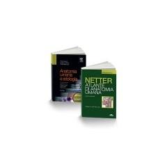 Anatomia per Scienze Infermieristiche e Atlante Anatomia Umana NETTER + CARINCI di Carinci, Netter