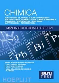 HOEPLITest Chimica Manuale di Teoria e Esercizi