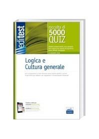 Editest - R7 5000 Quiz Quiz Di Logica E Cultura Generale - Con Software Di Simulazione