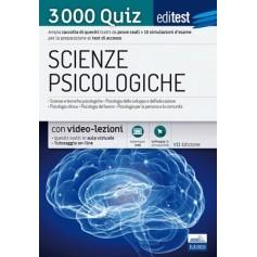 Editest Scienze Psicologiche 3000 Quiz e Verifiche Q7