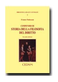 Compendio Di Storia Della Filosofia Del Diritto di Todescan