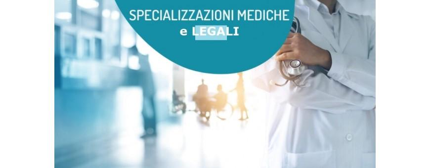 Concorsi Scuole Specializzazione Mediche e Legali