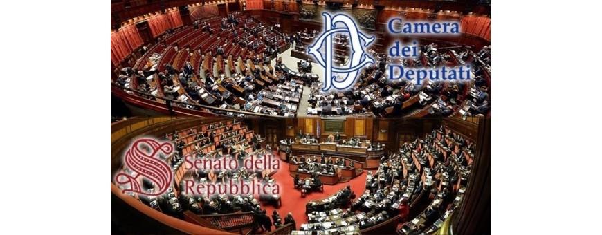 Concorsi Parlamento e Senato