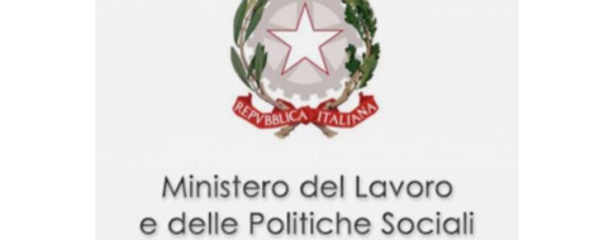 Concorsi Ministero del Lavoro